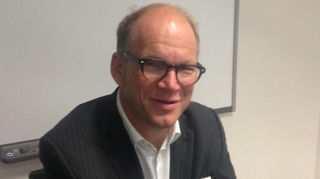 Mads H. Syversen leder Arctic Securities.