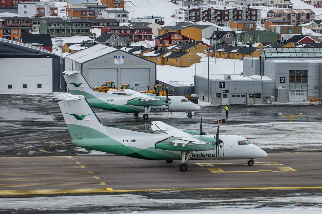 KNUSENDE NEDERLAG: Den 53 år gamle piloten ble sagt opp ugyldig, er dommen fra Nord-Troms tingrett. I tillegg til å få jobben tilbake, dømte tingretten Widerøe til å betale ham nær 700.000 kroner i erstatning.