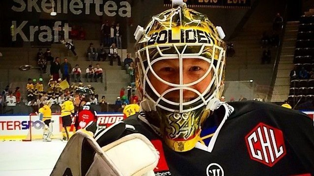 Erik Hanses er klar for sin andre sesong i Skellefteå.