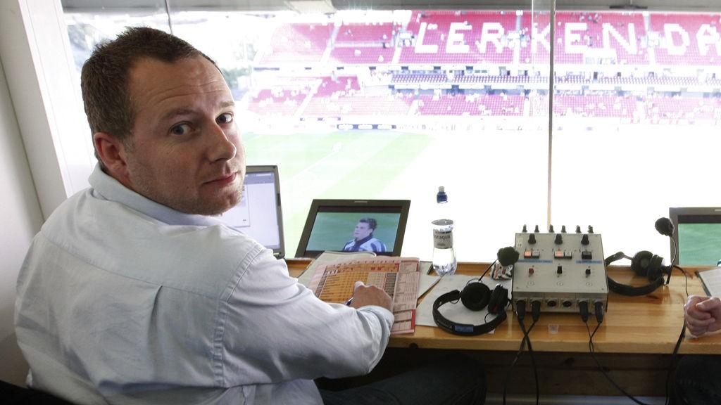 SLUTTER: Morten Langli har fått ny jobb.