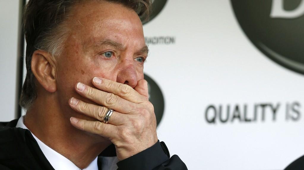 Manchester United-ledelsen forutsetter i sine økonomiske kalkyler at Louis van Gaal fører klubben til tredjeplass i ligaen denne sesongen.
