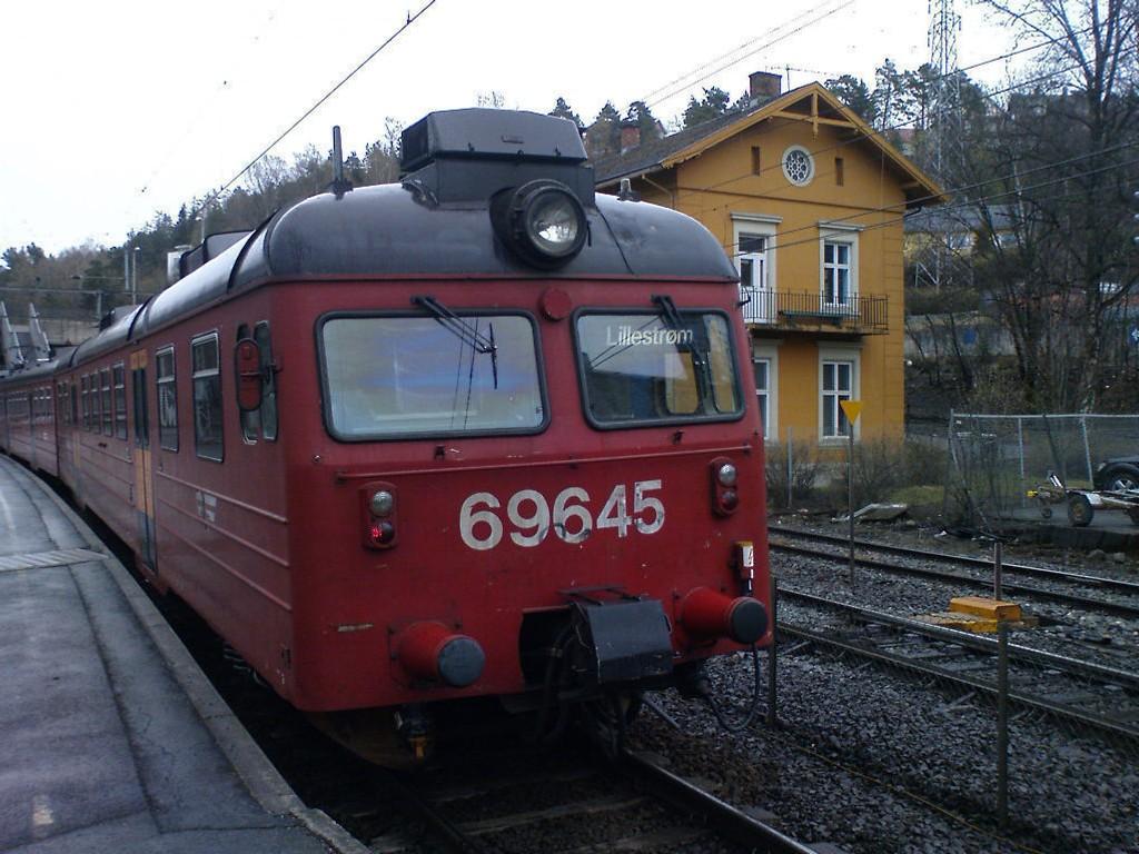 Illustrasjonsbilde: NSB Bryn stasjon