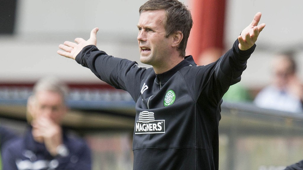 Ronny Deila innrømmer at det gjorde godt med noen rolige dager hjemme etter en hektisk start på Celtic-karrieren.