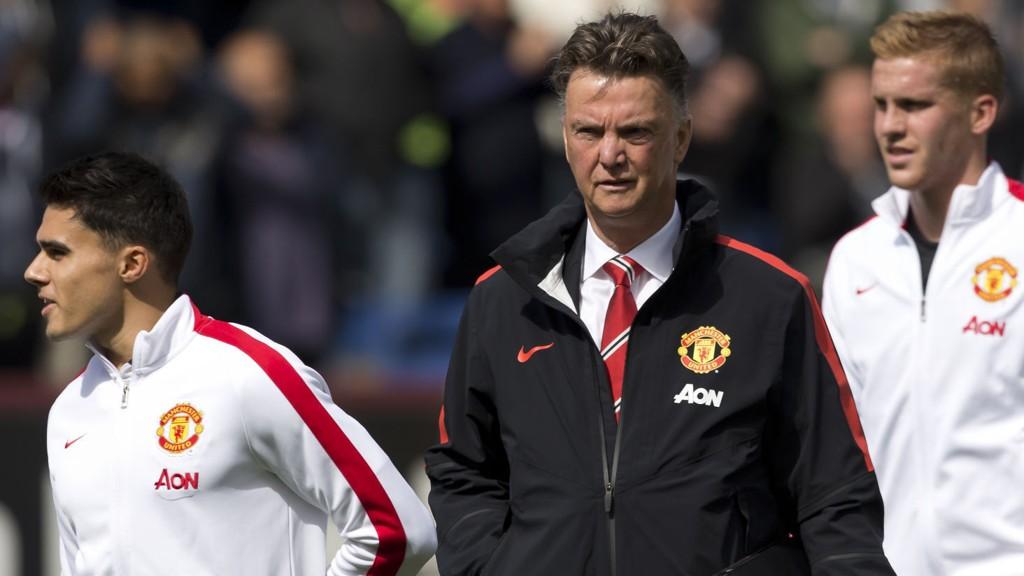 SOLGTE WELBECK: Louis van Gaal mener Danny Welbeck ikke tok vare på sjansen sin i Manchester United.