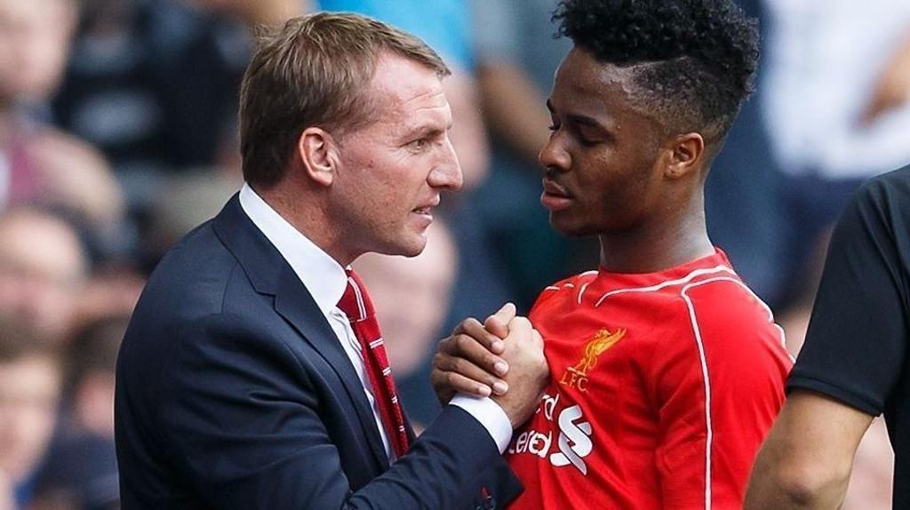 SKJERPET SEG: Raheem Sterling endret livsstilen sin da Liverpool-manager Brendan Rodgers tok en alvorsprat med ham.