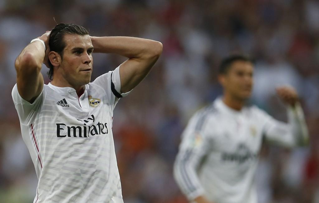 NYTT TAP: Gareth Bale kunne ikke hjelpe Real Madrid til seier.