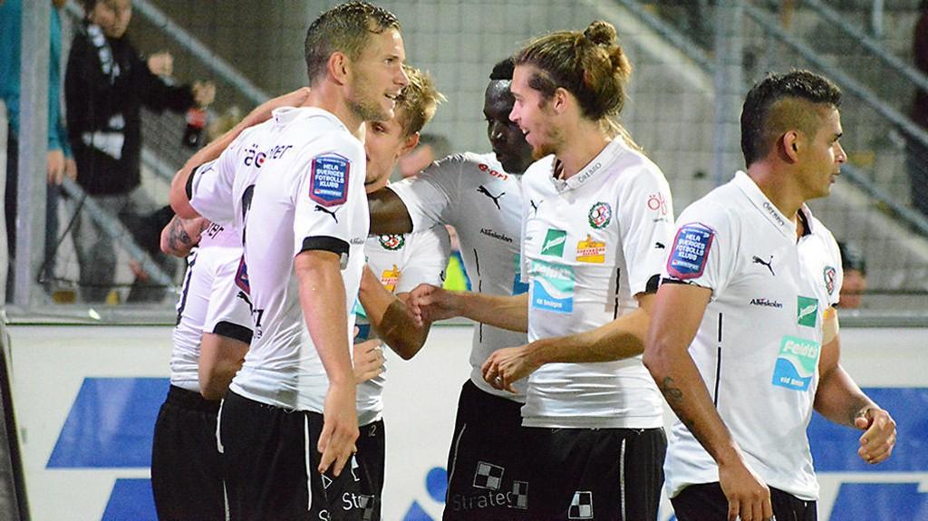 Örebro har vunnet fire av lagets fem siste kamper og er helt ute av bunnstriden i Allsvenskan.