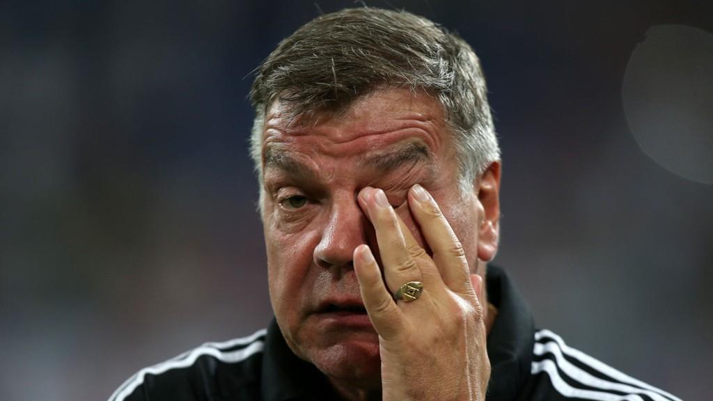 West Ham-manager Sam Allardyce trodde ikke helt det han så i den elendige hjemmekampen mot Southampton sist.