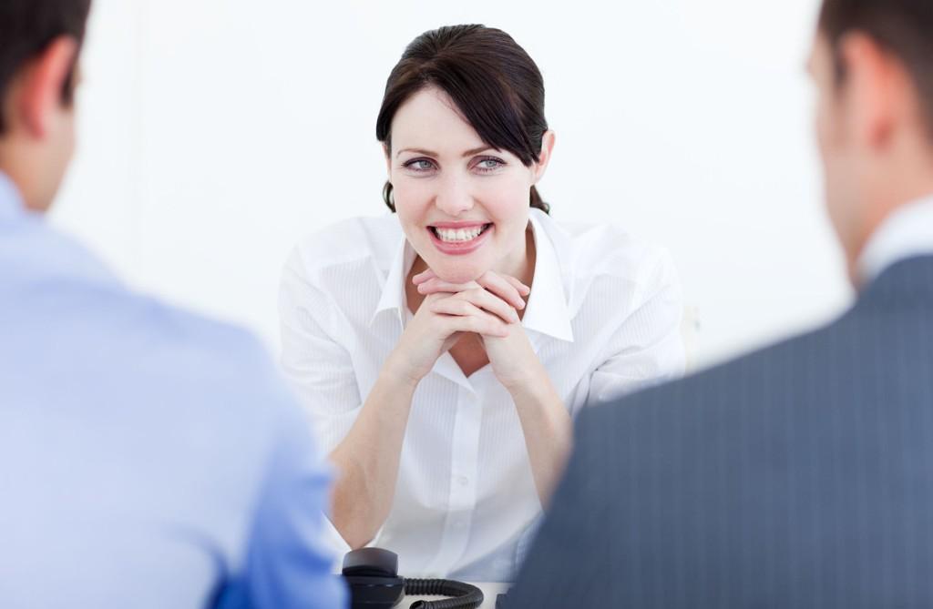 Når du først kommer til intervju, anser arbeidsgiver deg foreløpig som kvalifisert til stillingen.