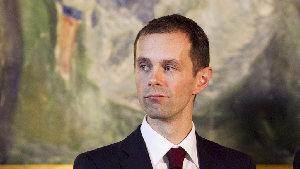 Næringsbyråd Hallstein Bjerke får skylden for konkursen i Oslo Vei.