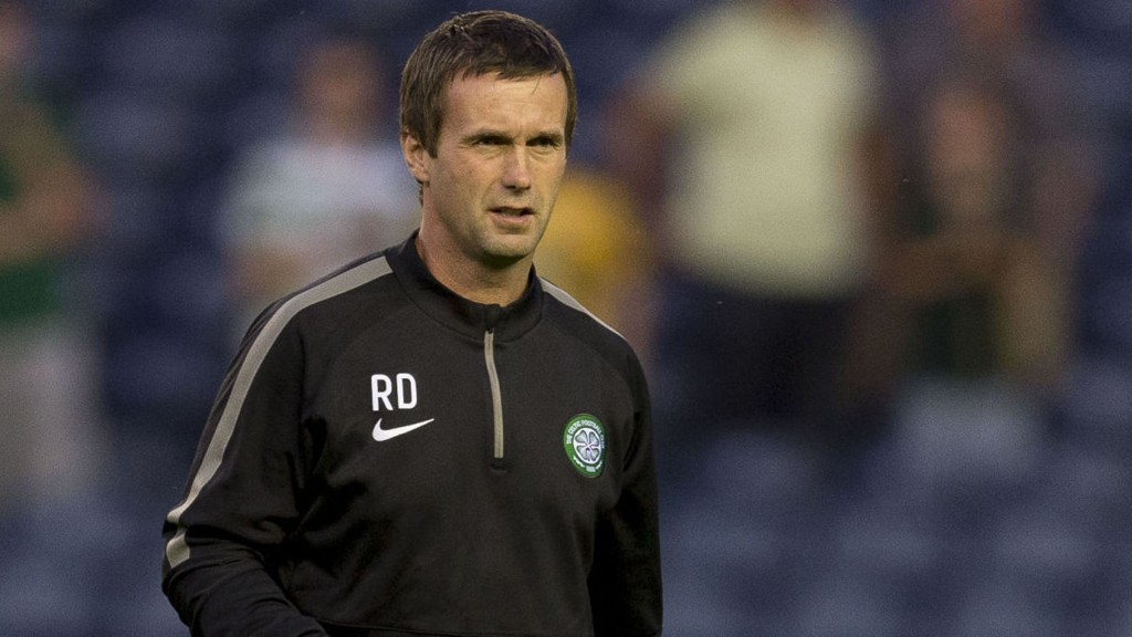 EUROPA LEAGUE: Ronny Deila og Celtic møter Red Bull Salzburg i Europa League torsdag.
