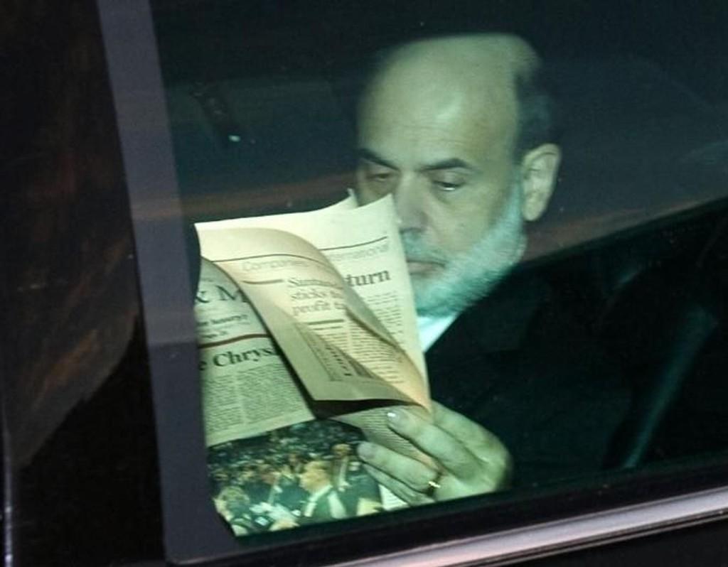 Ben Bernanke mente at depresjonen på 1930-tallet ble forsterket av at man ikke tråkket hardt nok på gasspedalen. Det sørget han for at ikke skjedde da finanskrisen slo inn.