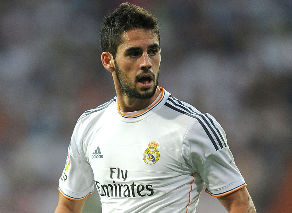 Soccer - 2014 World Cup Package File photo dated 22/09/2013 of Alarcon Isco.