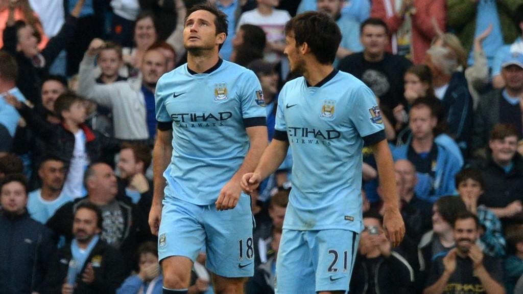 Man City Mot Chelsea