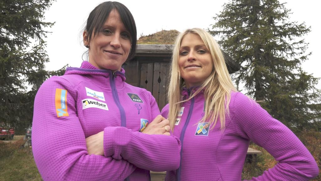 NORSK KOST: Marit Bjørgen og Therese Johaug foretrekker tradisjonell norsk mat.
