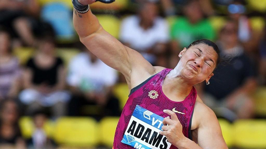 Kulestøterdronningen Valerie Adams har gjennomgått vellykkede inngrep i skulder og albue. Hun håper å være i toppform til VM i Beijing neste år.