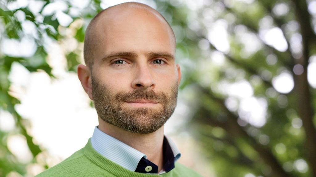 Jens Regnström, grunnlegger av strømbyttetjenesten elskling.no