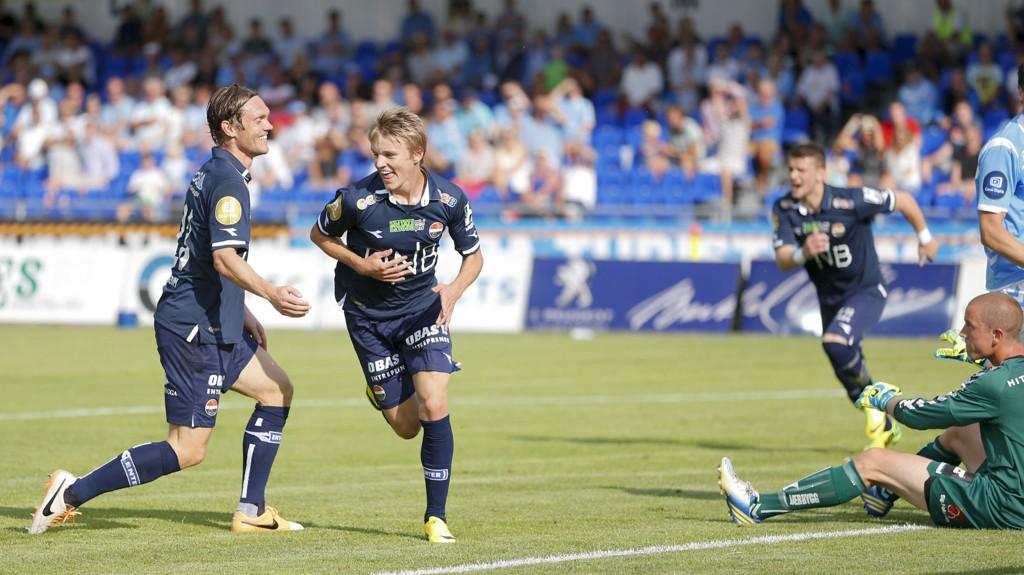 Martin Ødegaard og Thomas Sørum fikk en skikkelig oppsving forrige helg.