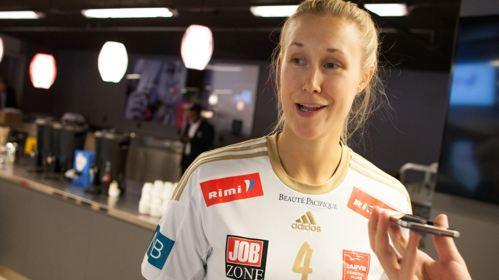 EM RYKER TROLIG: Marit Malm Frafjord blir trolig ikke spilleklar til EM.