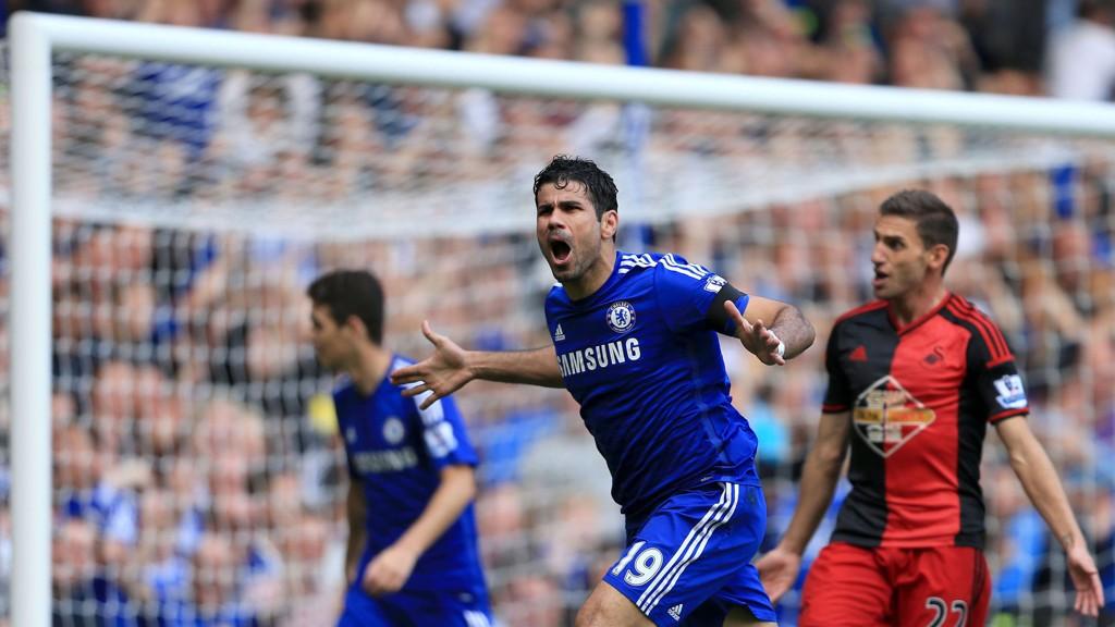 Chelseas Diego Costa kan nesten ikke trene grunnet en strekkskade, men manager José Mourinho kommer til å bruke superspissen fra start i kveldens kamp mot Sporting Lisboa.