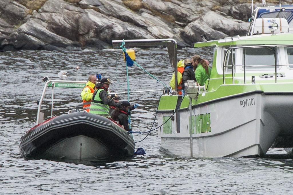 Agnes Elisabeth Müller ble funnet død på 70 meters dyp i Lysefjorden i Forsand kommune mandag 5. mai i år. Hun hadde da vært savnet siden 16. april.