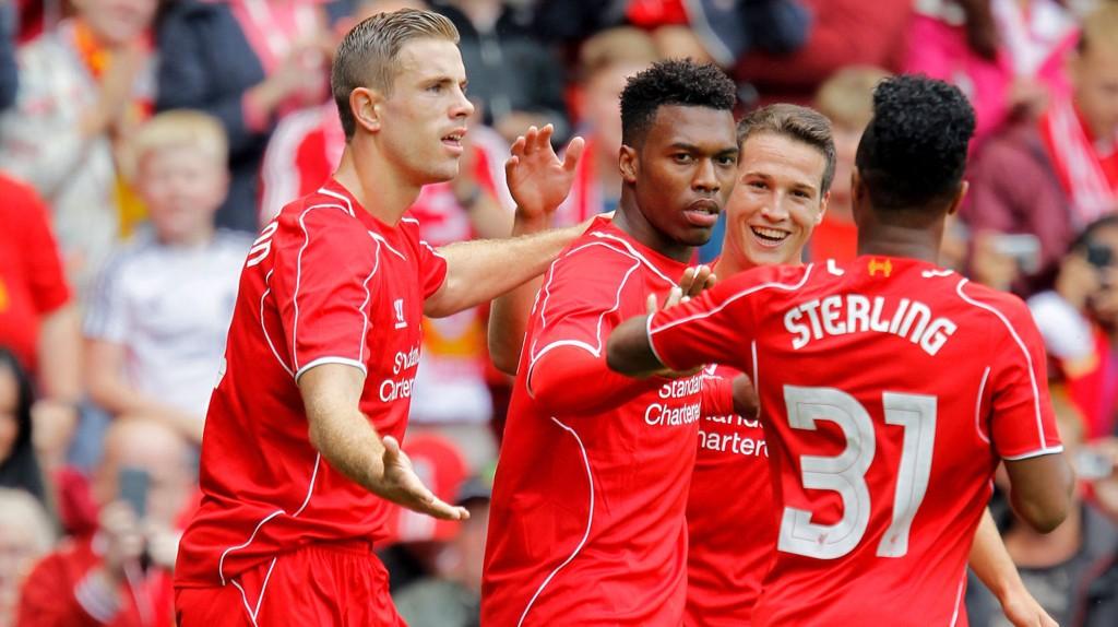 Liverpool savner sårt farten og bevegeligheten til Daniel Sturridge, men spissen rekker ikke kveldens kamp mot Basel grunnet en strekkskade.