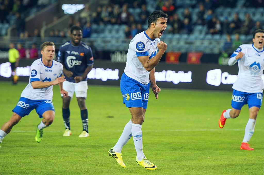 OVER TID: Harmeet Singh er ikke blant spillerne med lengst fartstid i Molde, men han erkjenner likevel at klubben har brukt årevis på bygge opp styrken de har vist denne sesongen.