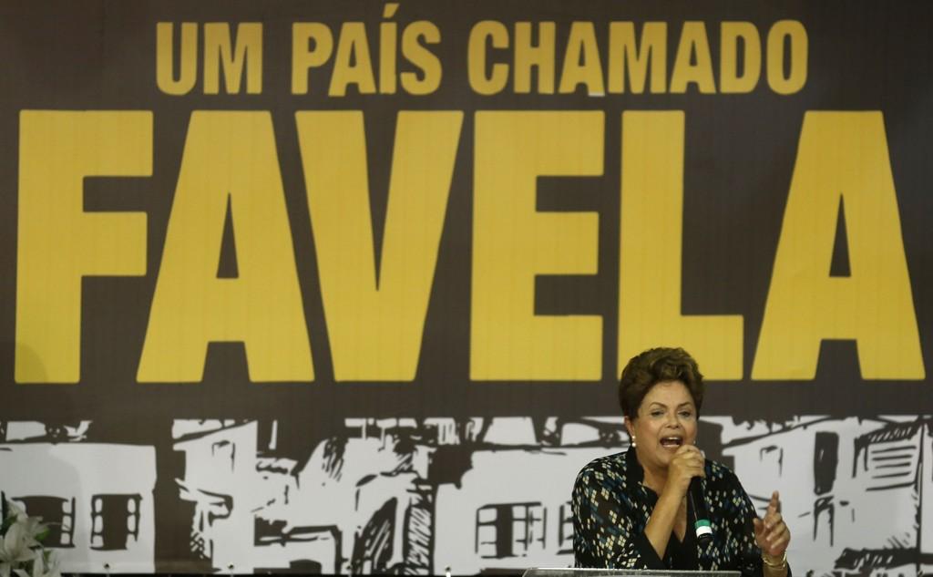 Det er ventet at Brasils sittende president Dilma Rousseff vil få flest stemmer i første runde i presidentvalget i Brasil.