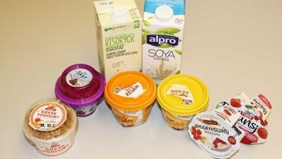 Risdrikk eller soyadrikk? Gresk yoghurt eller skyr? Rislunsj eller Byggrynslunsj? Og bør du velge Mager kesam framfor originalen?