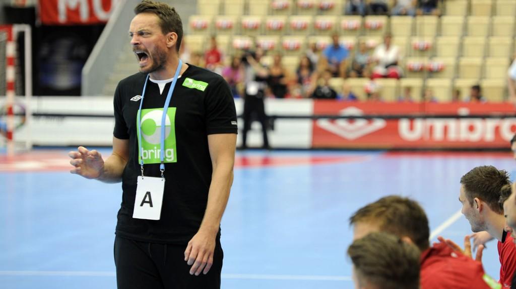 Christian Berge håper tett oppfølging av landslagsspillerne skal føre til suksess for det norske herrelandslaget i håndball.