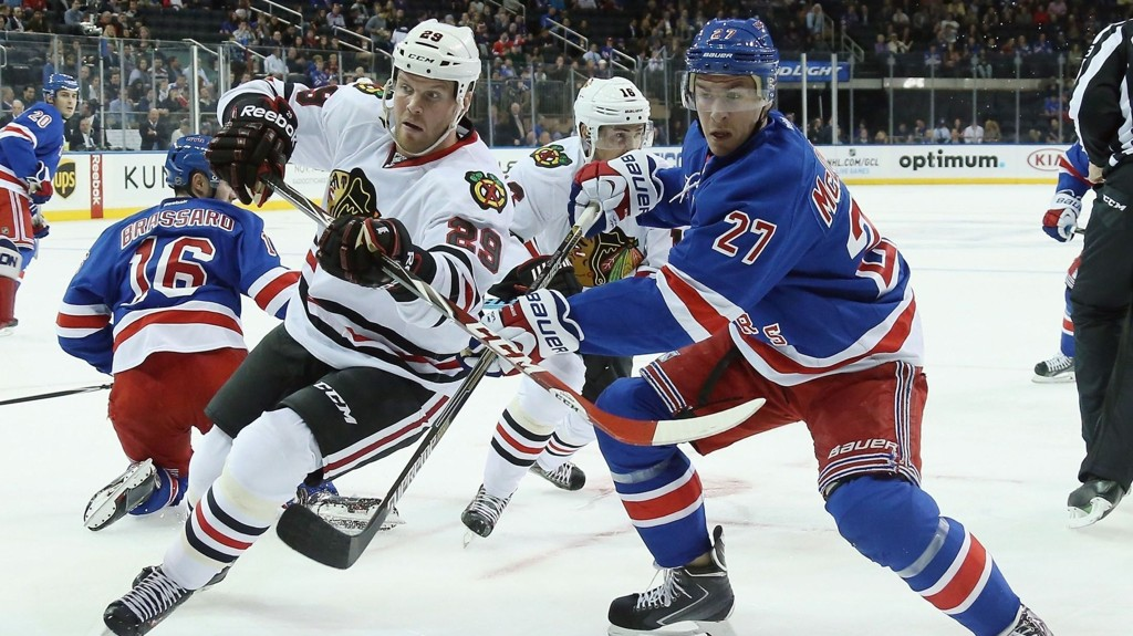 25 år gamle Ryan McDonagh blir den 27. kapteinen i NHL-klubben New Rangers.