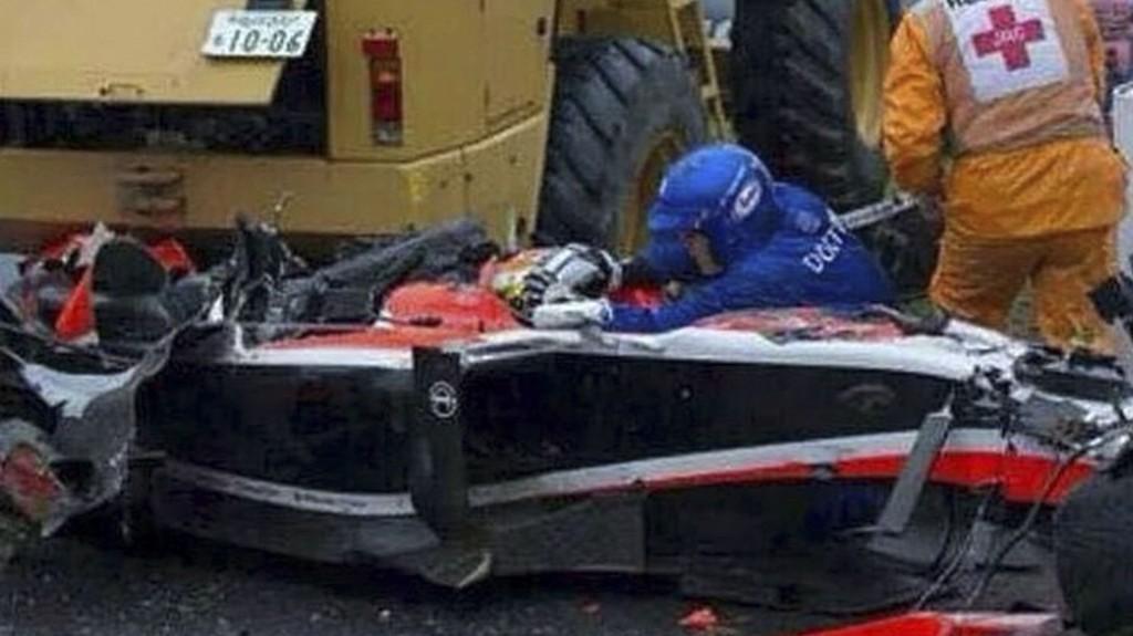Jules Bianchis tilstand er fortsatt kritisk etter formel 1-ulykken sist helg.