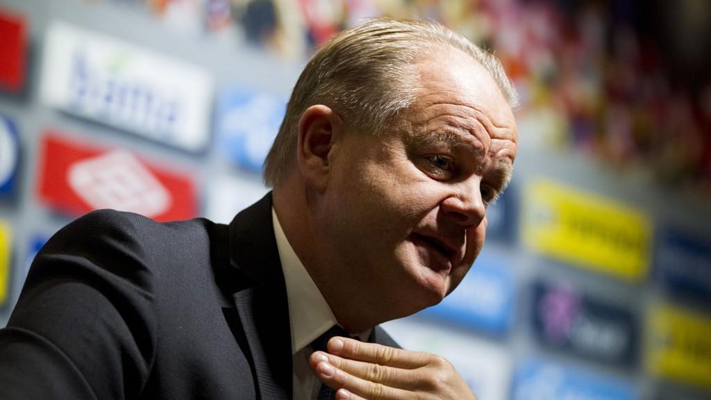 Per Mathias Høgmo begynner allerede å føle presset som trener for Norge.