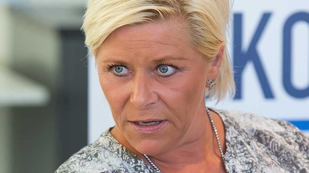 Finansminister Siv Jensen vil gi Erna Solberg kamp om jobben som statsminister ved neste Stortings-valg.
