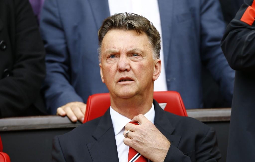 TRE MÅNEDER: Louis van Gaal har vært Manchester United-sjef siden i sommer.