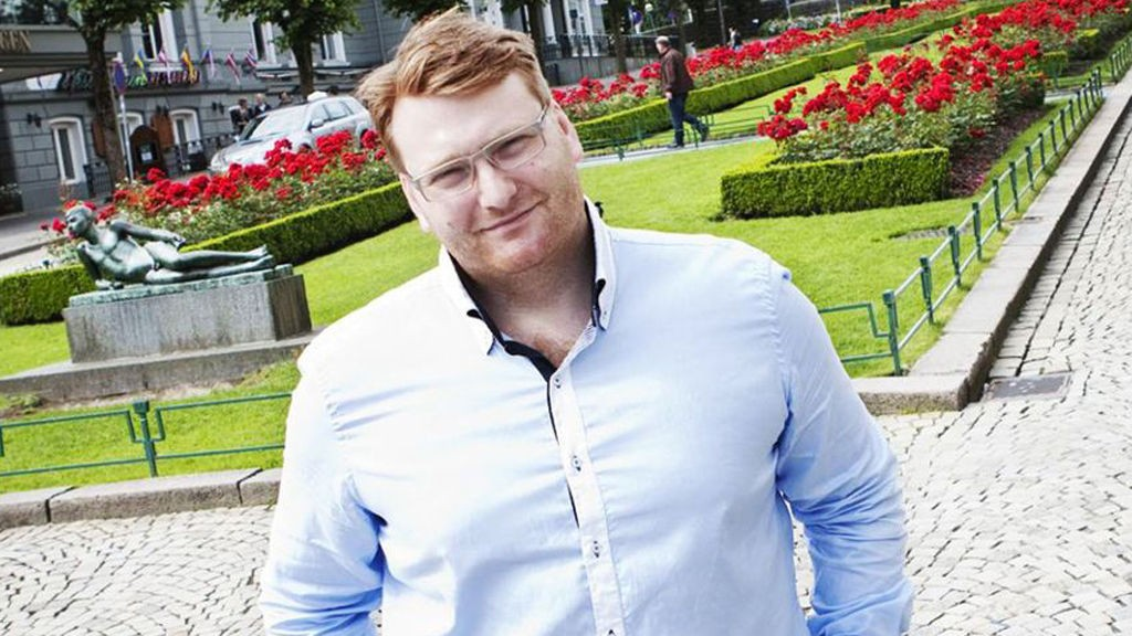 TIDLIGERE PORNOSKUESPILLER: Werner «Rocco» Wedel er atter en gang involvert i en konkurs.