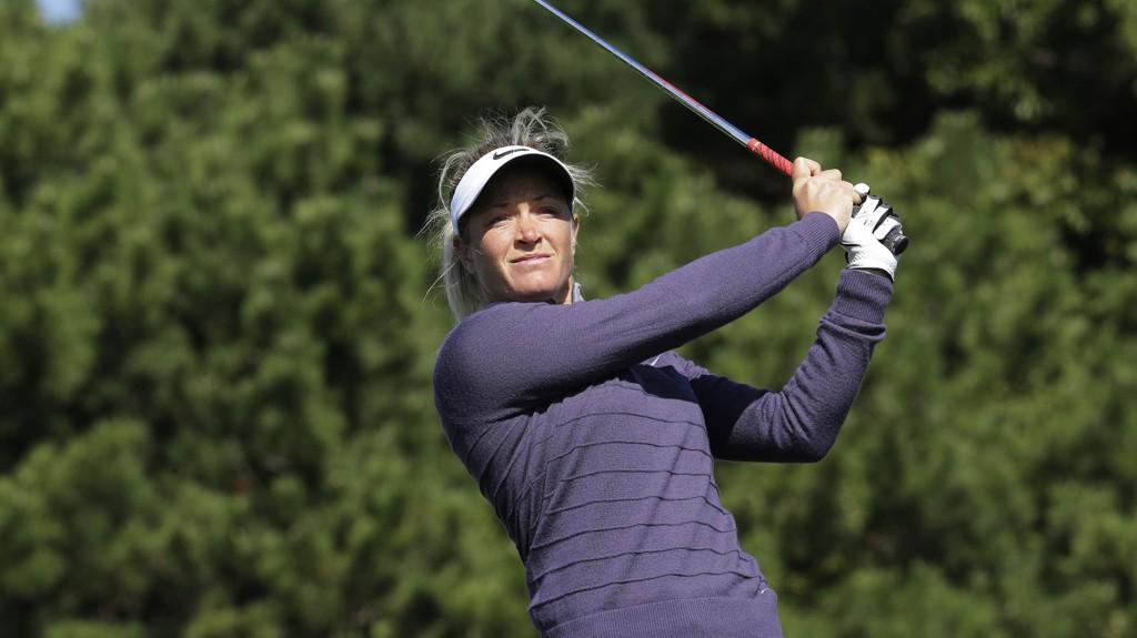 Brian Dilley har vært golfproffen Suzann Pettersens caddie i to år. Nå er samarbeidet over.