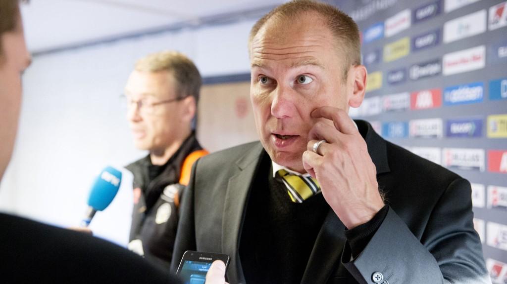 Manager Klas Ingesson gir seg i det svenske eliteserielaget Elfsborg. Det kan åpne for en Magnus Haglund-retur.