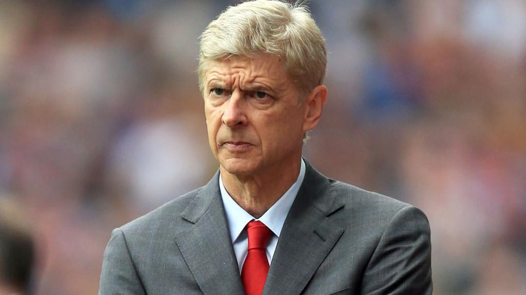 IKKE BRA: Arsenal-manager Arsene Wenger får kritikk av tidligere Premier League-stjerne.