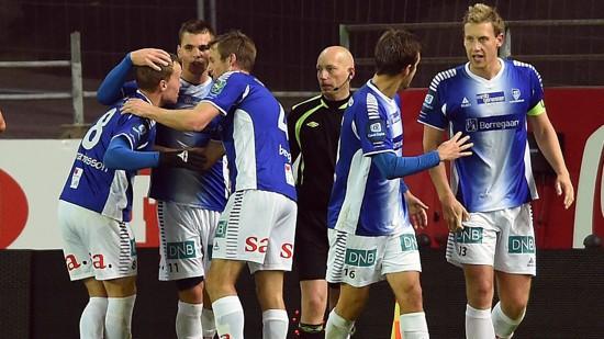 Gudmundur Thorarinsson, Brann stadion