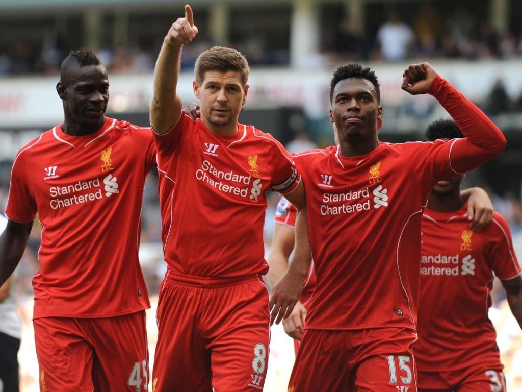 DÅRLIG NYTT: Liverpool må trolig klare seg uten Daniel Sturridge (til høyre) i ytterligere en måned.