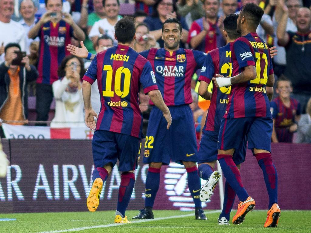ALLEREDE KLAR? Manchester United skal ha sikret seg et tungt navn fra Barcelona.