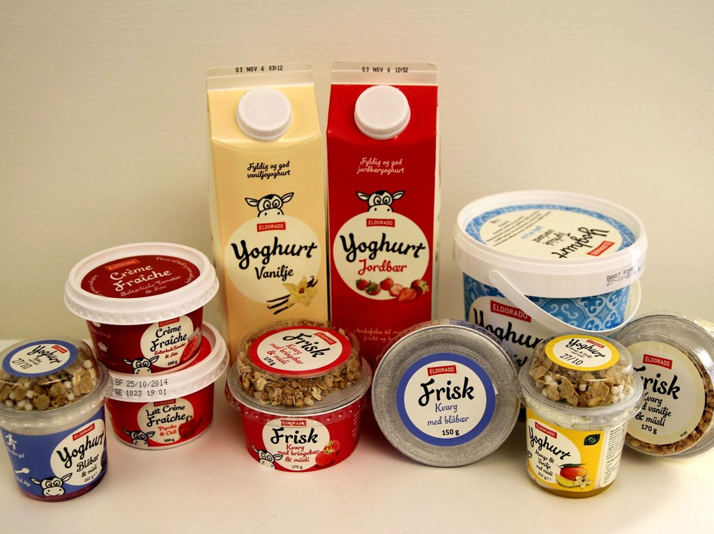 MEIERIKRIG: Eldorado vil utfordre Synnøve Finden, Q-meieriene og Tine med nye produkter.