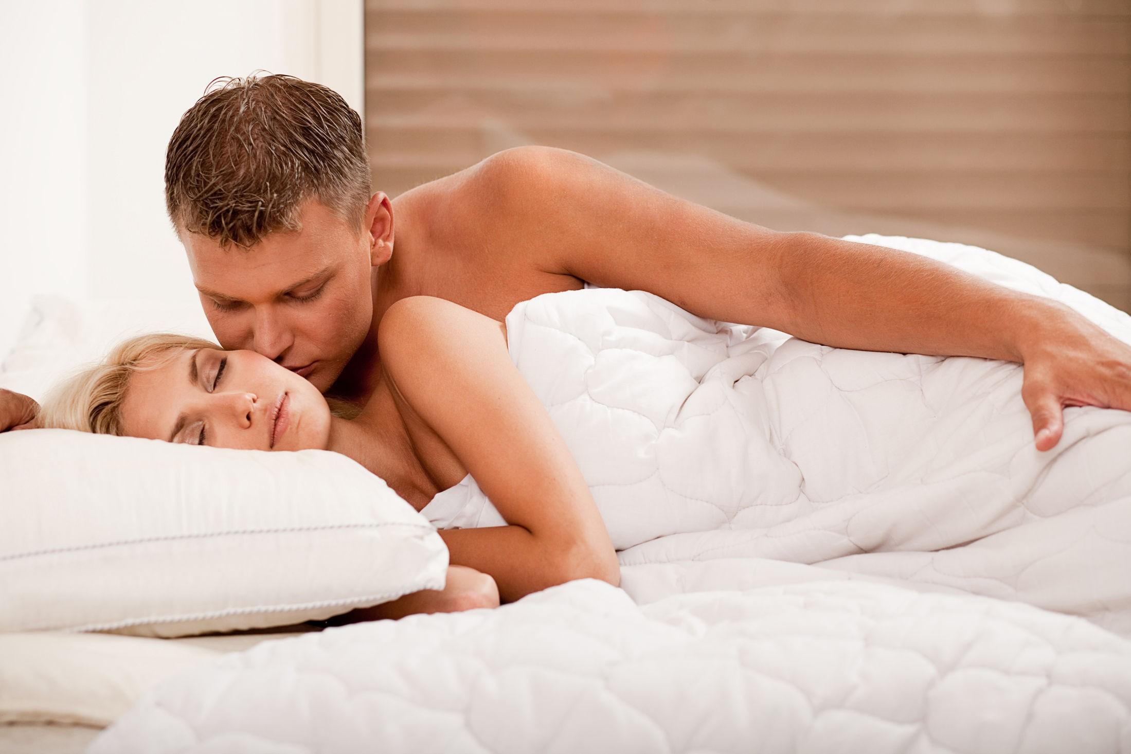 MER SEX: Mer sex kan gi bedre helse hos menn.