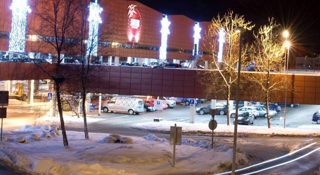 Det var her ved Straume terminal på Sotra at politiet måtte nøste opp i den «løse tråden» en vinterkveld i fjor.