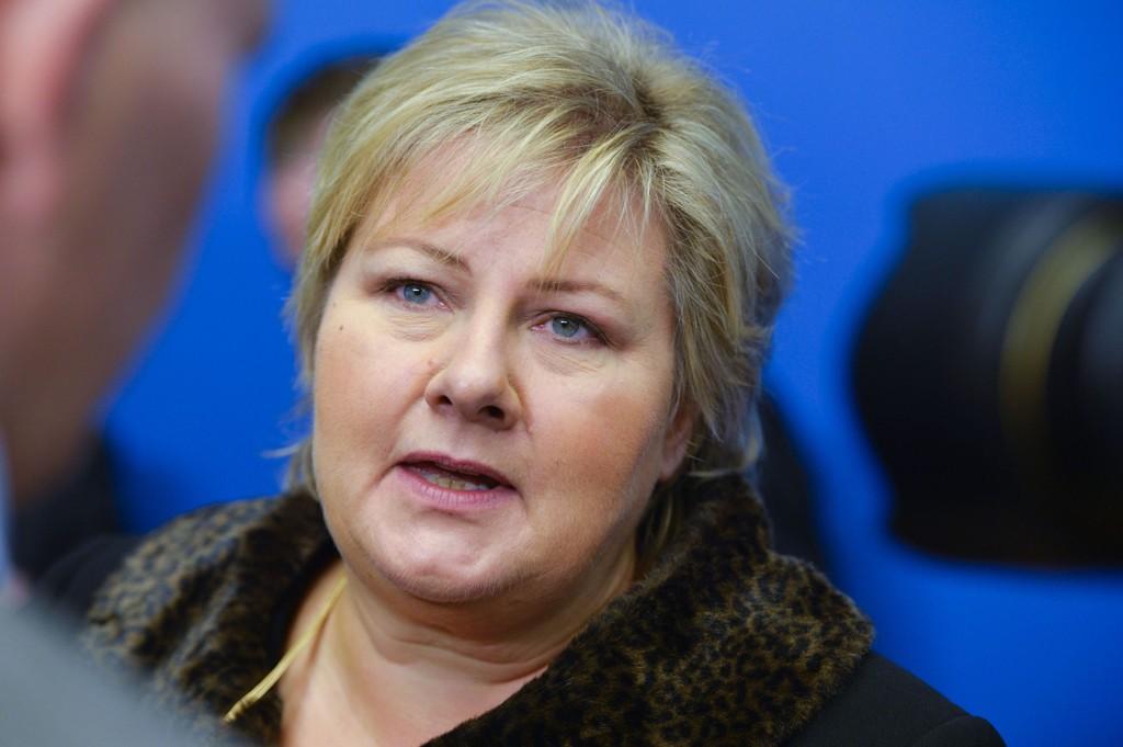 TRAFF IKKE MANGE: Eksemplet til statsminister Erna Solberg gjalft få nordmenn.