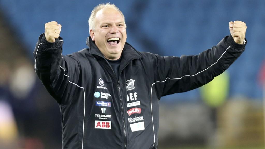 Fagermo var ettertraktet før han signerte ny Odd-kontrakt.