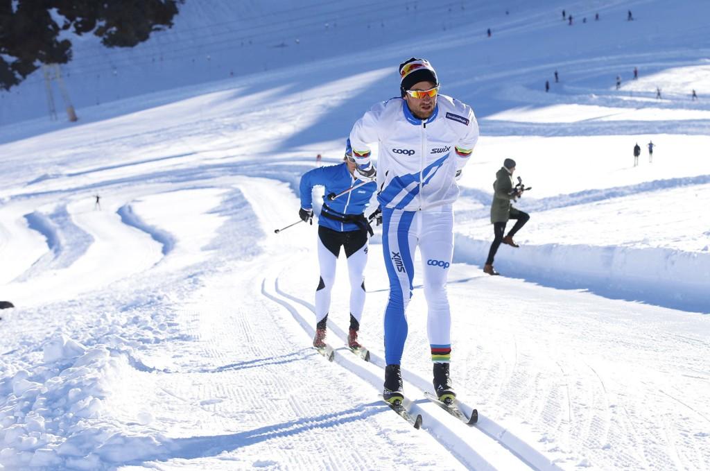 MÅ SKRIVE UNDER: Petter Northug må skrive under avtalen med Skiforbundet for å få gå verdenscup og VM.