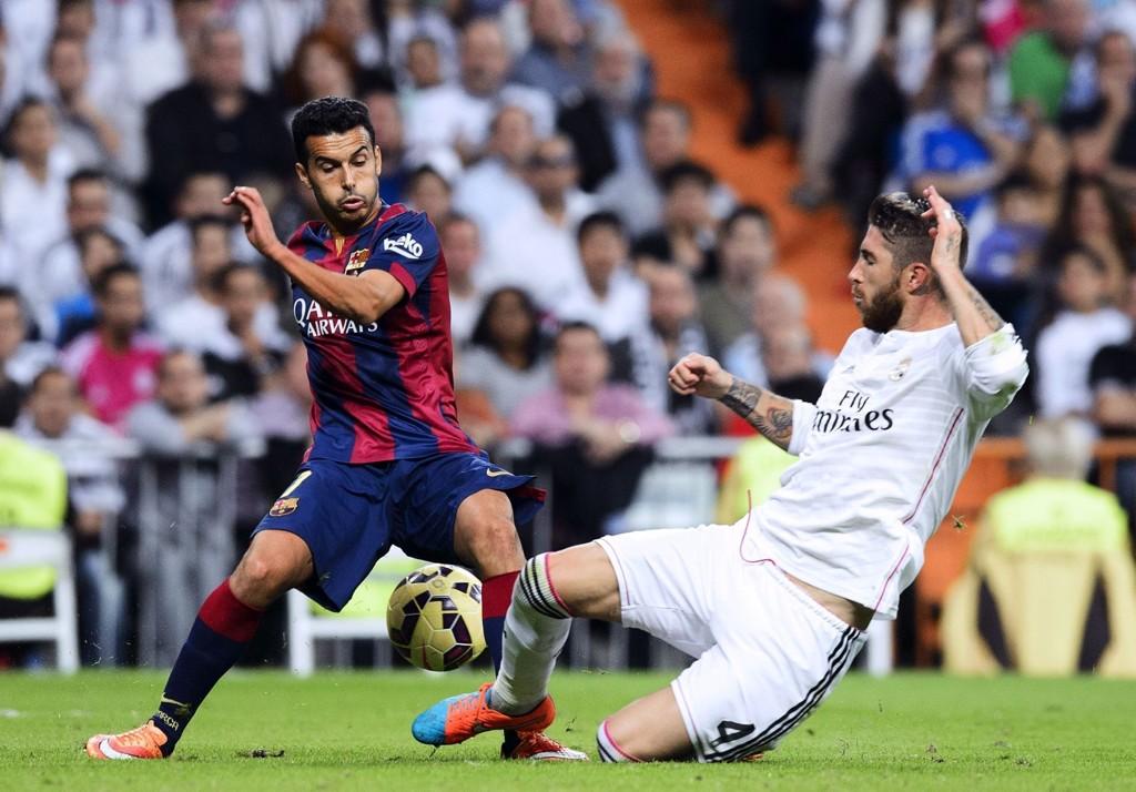 ØNSKET I ENGLAND: Pedro skal være på ønskelisten til både Liverpool og Arsenal.