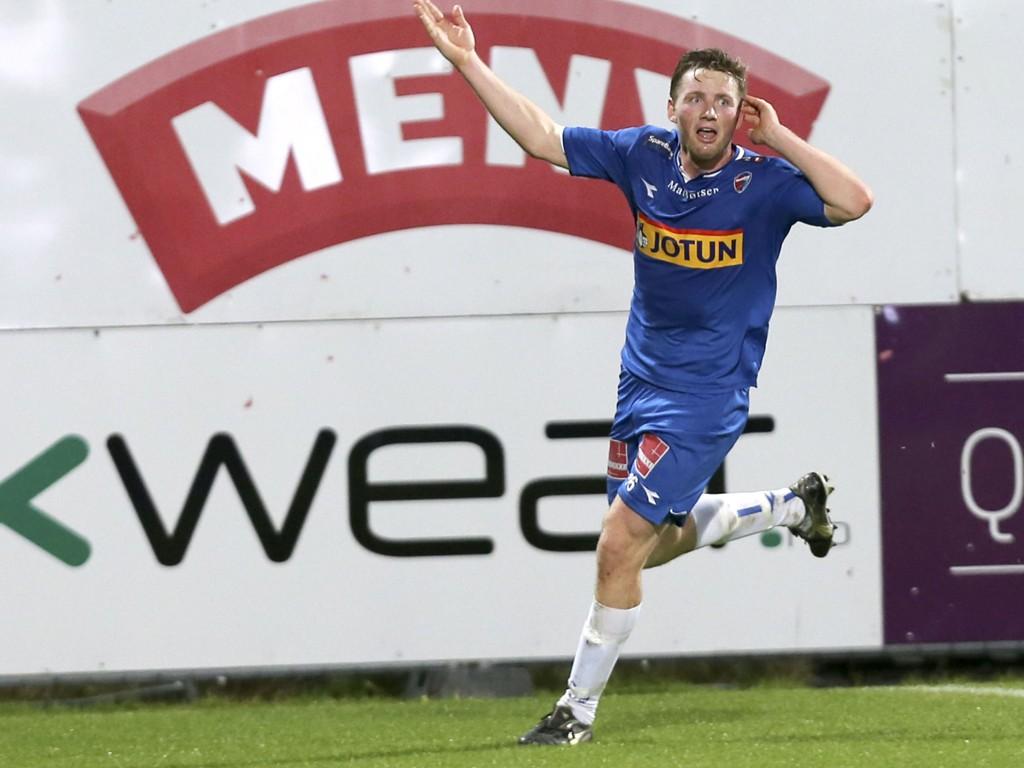 STORSPILLER: Pål Alexander Kirkevold har vært 1. divisjons beste spiller denne sesongen.